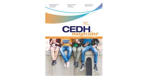 CEDH magazine cover